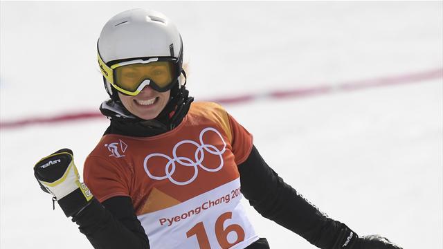 Mit Video | Deutschland erkämpft zwei Medaillen im Snowboard-Riesenslalom