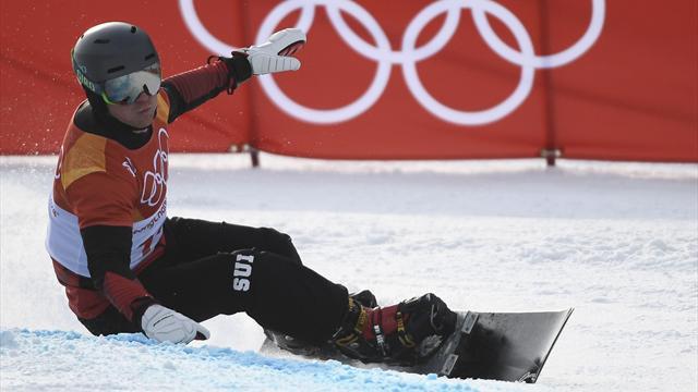 İsviçre'ye bir altın da snowboardda