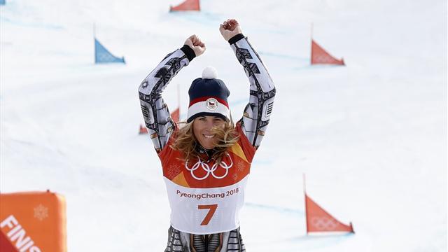 Dette har ingen gjort på 90 år - tidenes første kvinne til å klare historisk OL-bragd