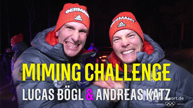 Pantomime: Ausgerechnet Eishockey erkennt Bögl nicht
