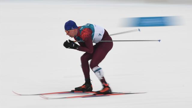 Большунов завоевал серебро в марафоне, Ларьков – бронзу