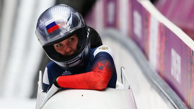 Doping bestätigt: Russische Pilotin von Olympia ausgeschlossen