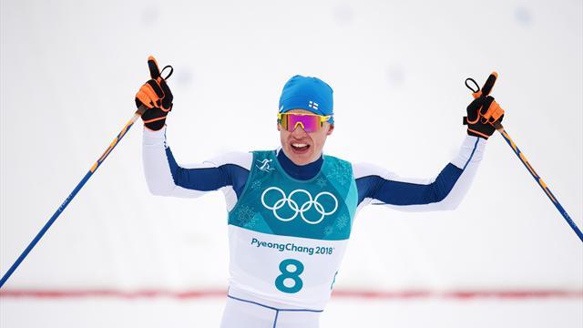 """Finland tog OS-guld i femmilen: """"Fantastiskt!"""""""