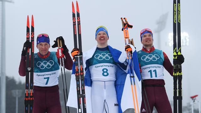 «Саня! Ну почему ты не поменял лыжи!» Из-за чего Большунов проиграл гонку в Пхёнчхане