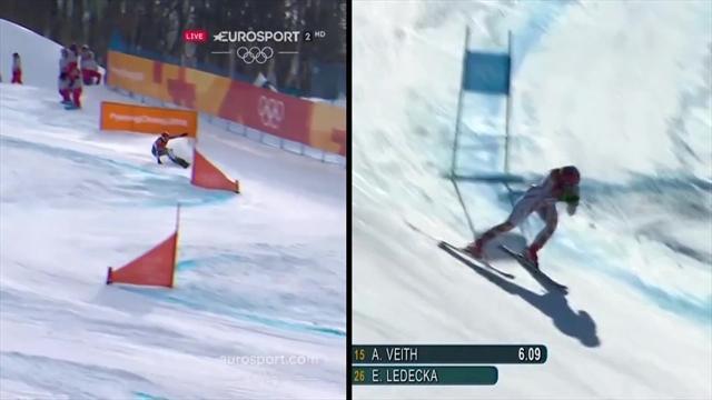 Ledecka doppio oro in Snowbord e Sci Alpino: è leggenda