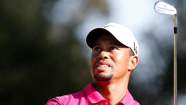 Les 7 dates de l'énième renaissance de Tiger Woods