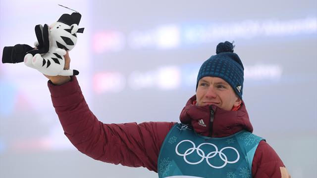 Большунов – первый российский лыжник, выигравший 4 медали на одной Олимпиаде