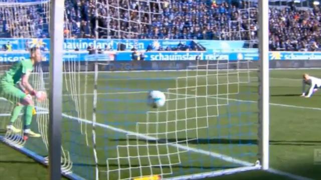 Кипер «Дуйсбурга» забил на все, пошел за водичкой при атаке на свои ворота и, конечно же, пропустил