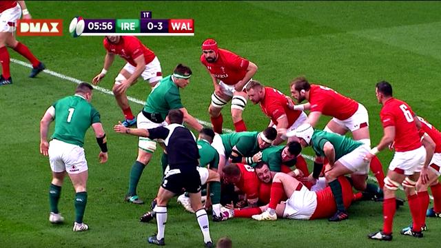 Sei Nazioni 2018: Irlanda-Galles 37-27, gli highlights