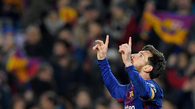 Un cadeau pour Suarez et Messi est devenu le meilleur passeur de l'histoire de la Liga