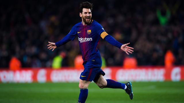 Barcelona no tiene piedad y golea a Girona