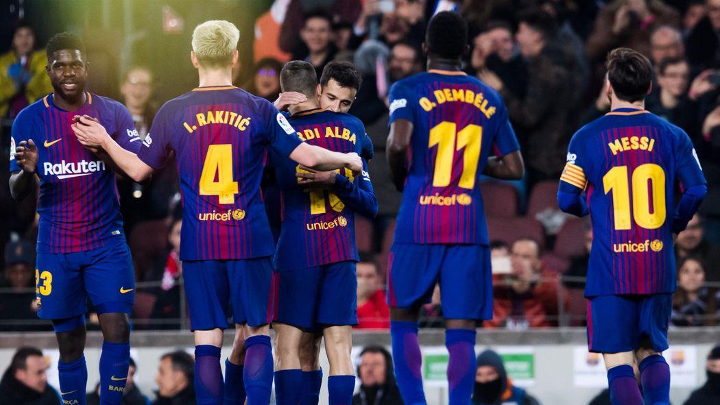 Barcellona-Girona