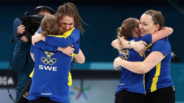 Mit Video | Schwedinnen curlen sich zu Olympia-Gold