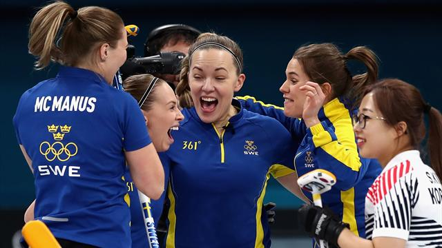 Lag Hasselborg fixade sjunde svenska OS-guldet