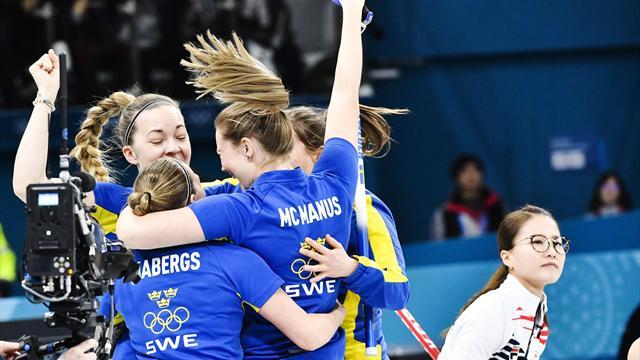 Fikset Sveriges sjuende OL-gull