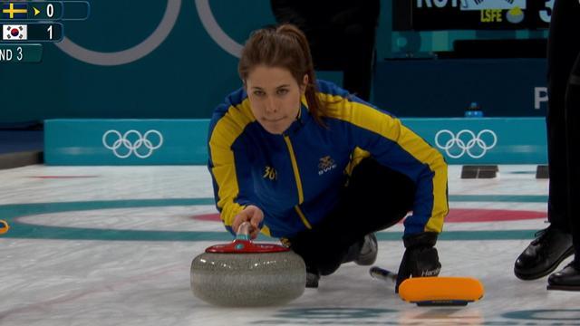 PyeongChang2018 Kış Olimpiyatları: Kadınlar körling finali (İsveç - Güney Kore)
