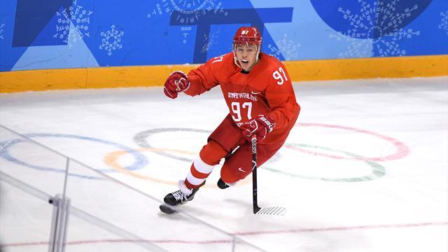Еронко: Гусев перейдет из СКА в «Вегас» и сыграет в плей-офф НХЛ