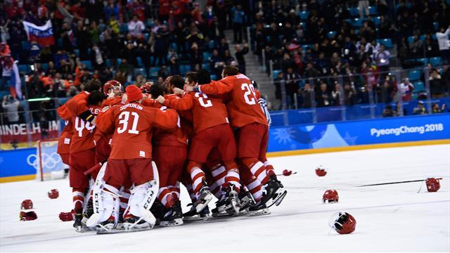 Голкипер сборной РФ поведал, почему был уверен впобеде— Золотой сон Кошечкина