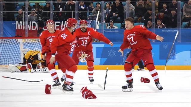 Après 26 ans d'attente, la Russie (sous bannière olympique) est redevenue reine des Jeux