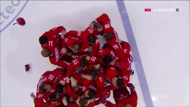 Atleti olimpici russi campioni olimpici: battuta 4-3 la Germania, tutti i gol