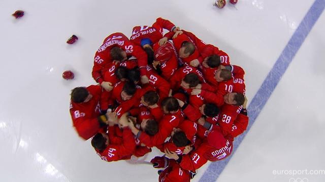 Россия взяла золото в хоккее. Почему это круто и одновременно не очень