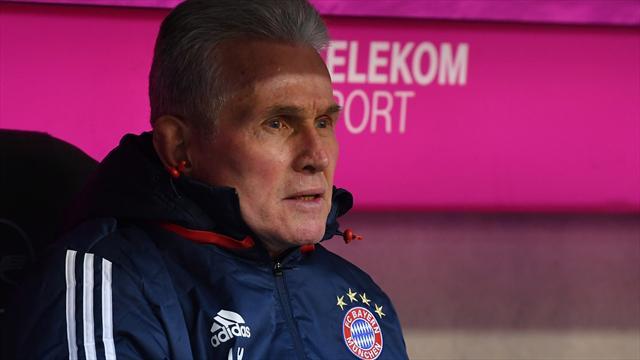"""Heynckes über Bayern-Zukunft: """"Alle Dinge sind geklärt"""""""