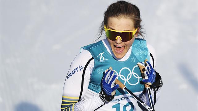 Her får den svenske stjerna medaljesjokket