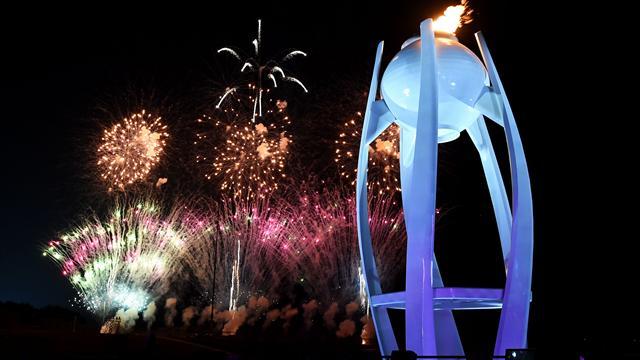 Katso Pyeongchangin talviolympialaisten päättäjäiset Eurosport Playerissa