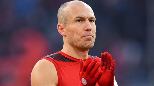 """Robben verlängert bei Bayern: """"Will wieder wichtig sein"""""""