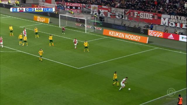 Pays-Bas : L'Ajax muet malgré une pluie d'occasions