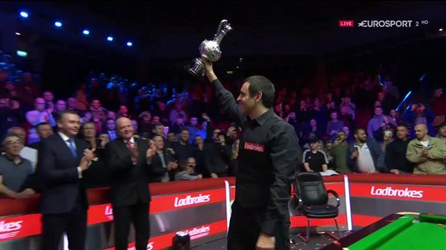 O'Sullivan non si batte: suo anche il Ladbrokes World Grand Prix, 32° titolo in carriera