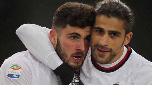 Milan ne s'arrête plus