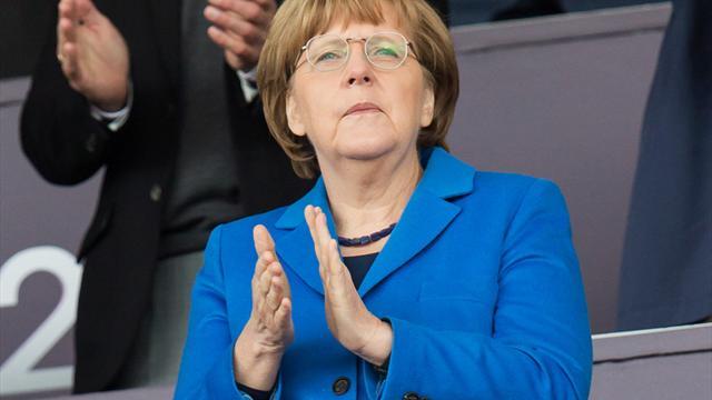 Olympia-Fan Merkel schreibt allen Medaillengewinnern