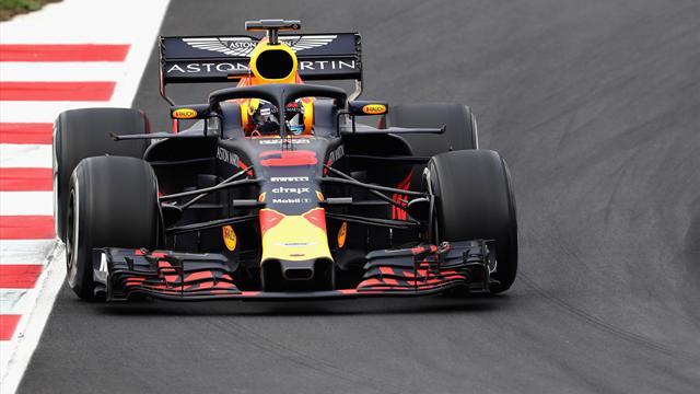 Ricciardo bat le record du tour, McLaren déguste encore