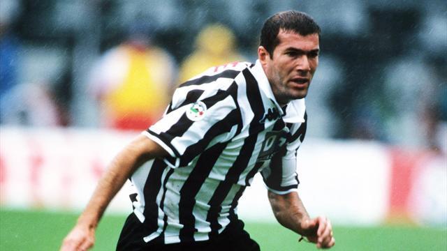 Quand Zinédine est devenu Zidane…