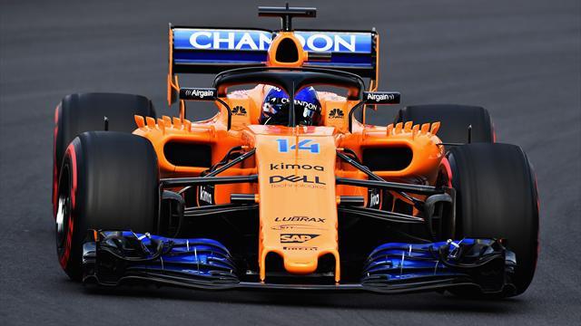 """Boullier: """"Alonso avait le sourire"""""""
