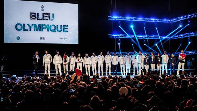 Après les Jeux, place à la fête pour les médaillés bleus, de retour en France