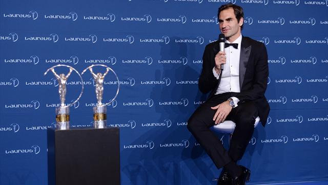 Federer : » Nous, les tout meilleurs, nous ne laissons pas les jeunes s'épanouir complètement»