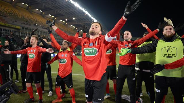 Regardez les demi-finales de Coupe de France en direct et en intégralité sur Eurosport 2