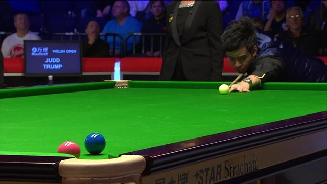 Trump stunned by Saengkham at Welsh Open
