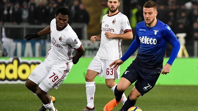 Il Milan sbanca l'Olimpico, Gattuso incontentabile: