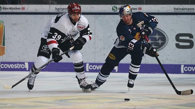 Olympia-Helden wieder on Ice: Play-off-Kampf spitzt sich zu