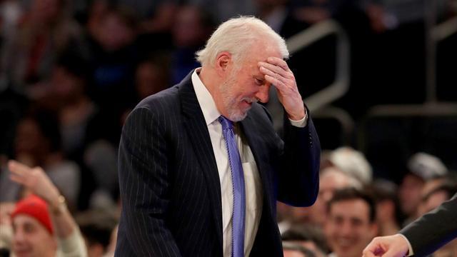 En chute libre, les Spurs ne sont plus en playoffs!