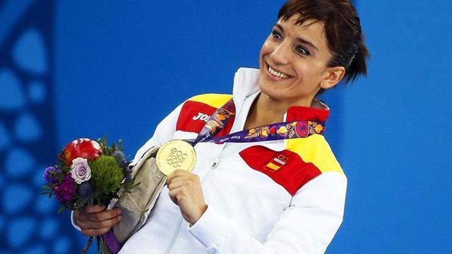 La española Sandra Sánchez es nombrada como la mejor karateca de todos los tiempos