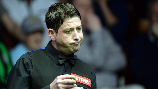 Ken Doherty Out Of World Championships