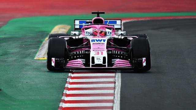 Pirelli révèle l'écart de performance entre les pneus 2018
