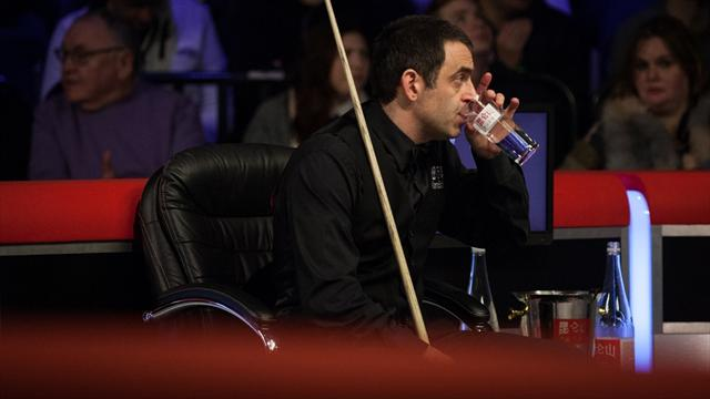 Magical O'Sullivan dismisses Grace in 44 minutes to reach last 16