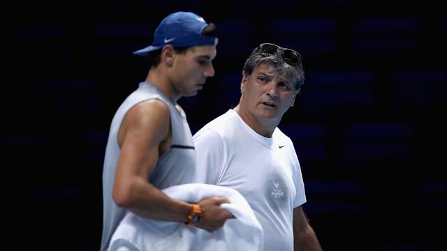 """Toni Nadal: """"La ayuda de Rafa no destaca más que la de una persona anónima"""""""