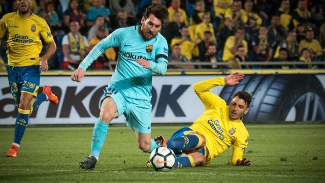 Le Barça laisse encore de précieux points en route
