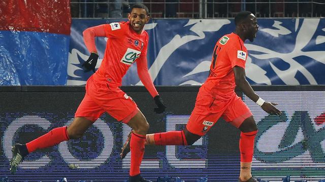 Caen prive l'OL d'une demie face au PSG